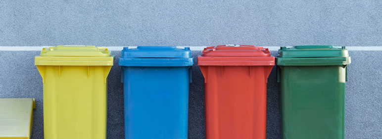 reciclado eficaz en la empresa