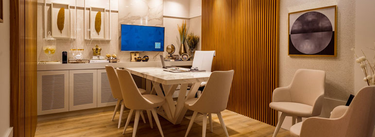 Crear una zona comedor ideal