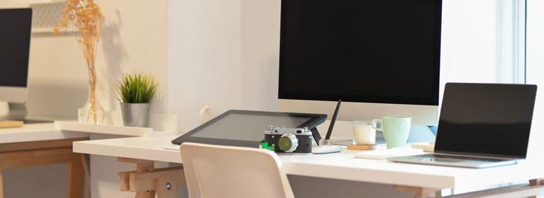 Crear el espacio de trabajo ideal